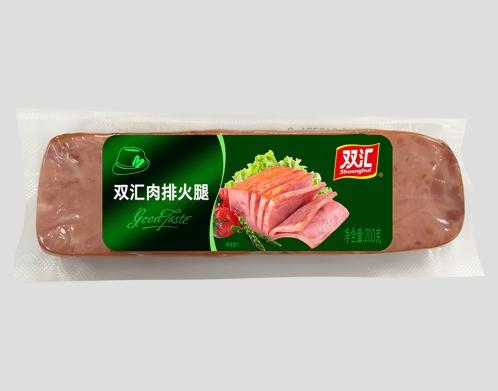 双汇肉排火腿