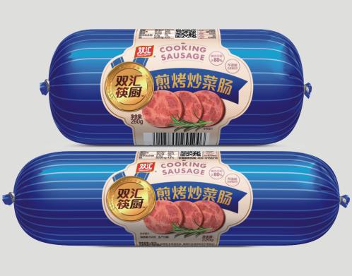雙匯筷廚煎烤炒菜腸